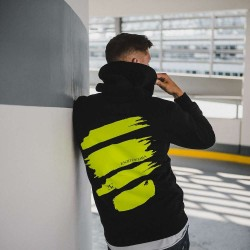 Limited Paint Splash Hoodie