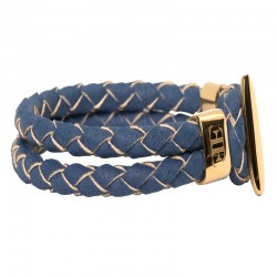 Vegan Bracelet Blue