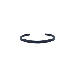 Bangle Black Matt